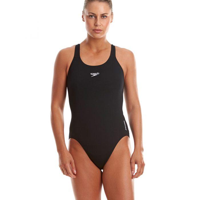 Speedo Endurance +Medalist Womens Black