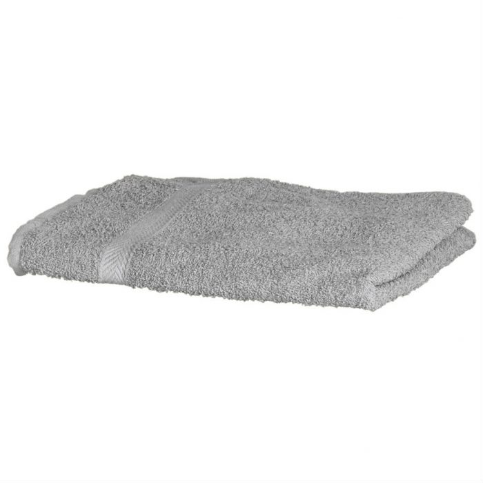 Luxury Swimmers Cotton Towel Grey