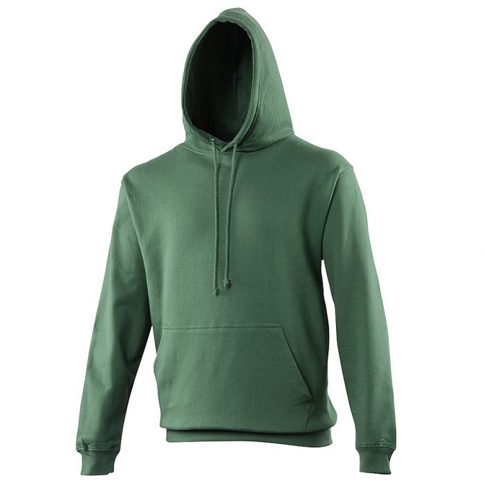Swimteam College Hooded Sweatshirt Bottle Green