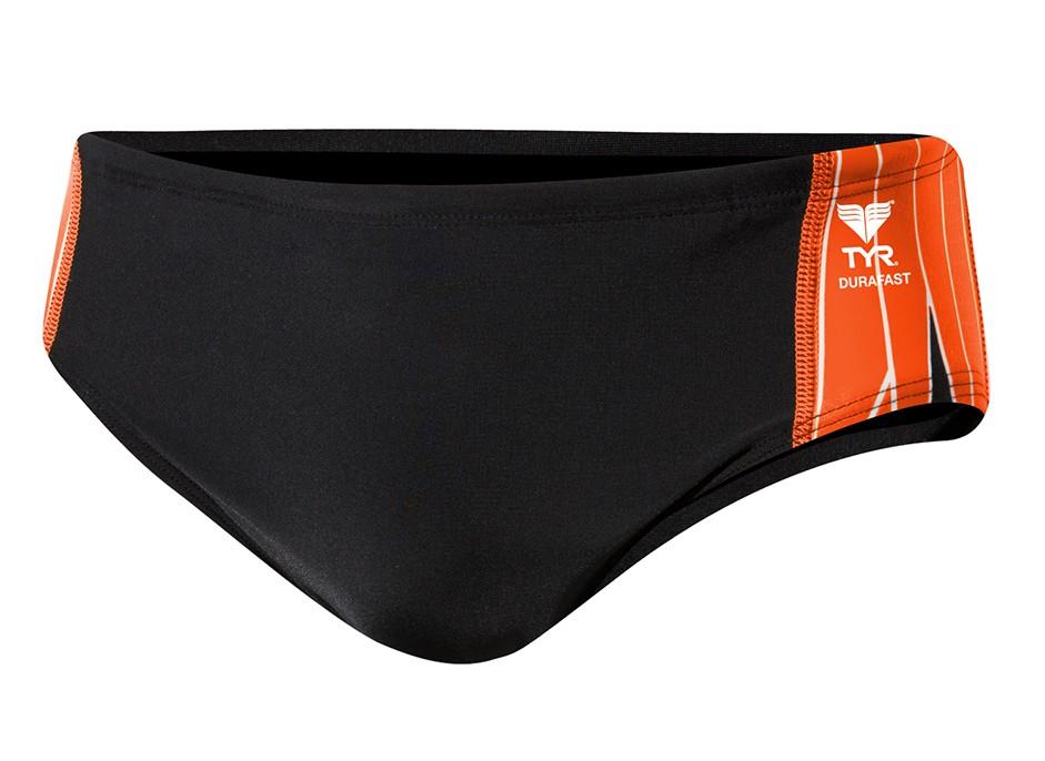 tyr racer black orange