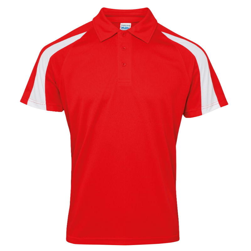 Swim Team Pools Side Polo Shirt
