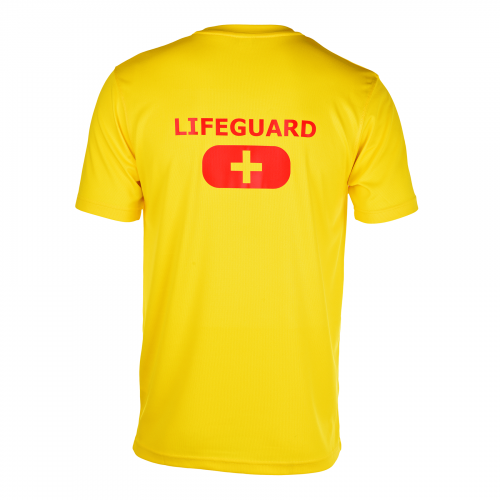 life guard t-shirt mens