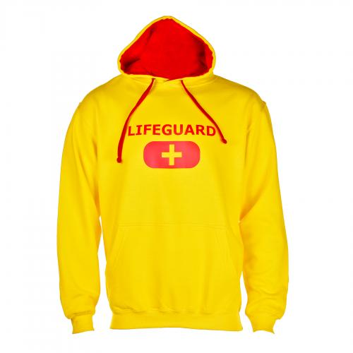 Lifeguard hoodie male