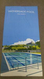 2017 Hathersage Pool towel