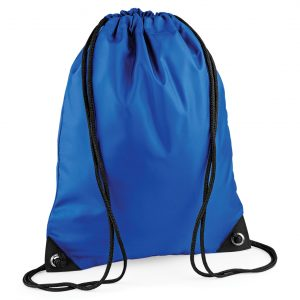 Drawstring Swim Sack Bright Royal