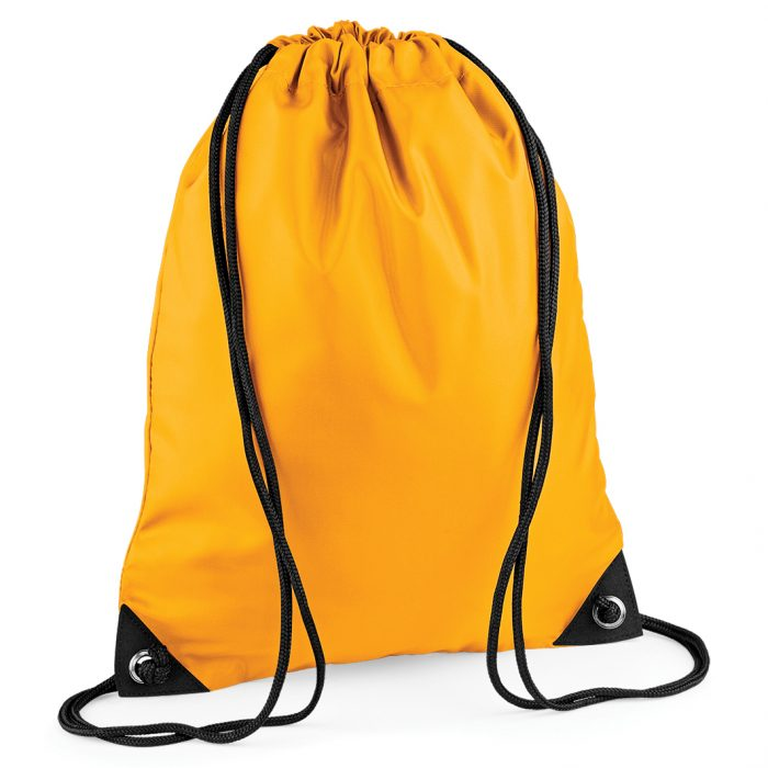 Drawstring Swim Sack Gold