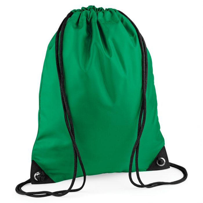 Drawstring Swim Sack Kelly Green