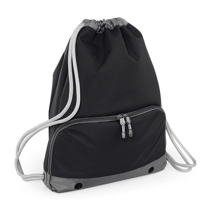 Athleisure Swim Sack Black