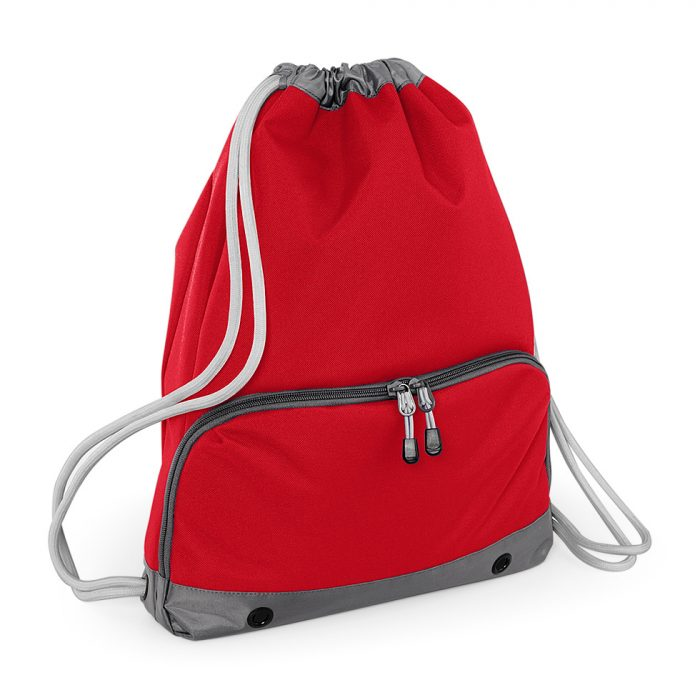 Athleisure Swim Sack Classic Red