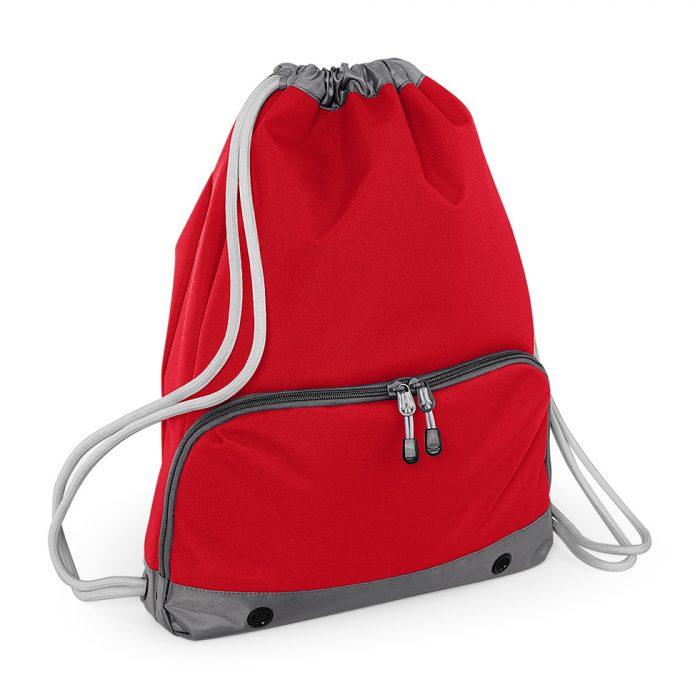 Athleisure Swim Sack Classic Red