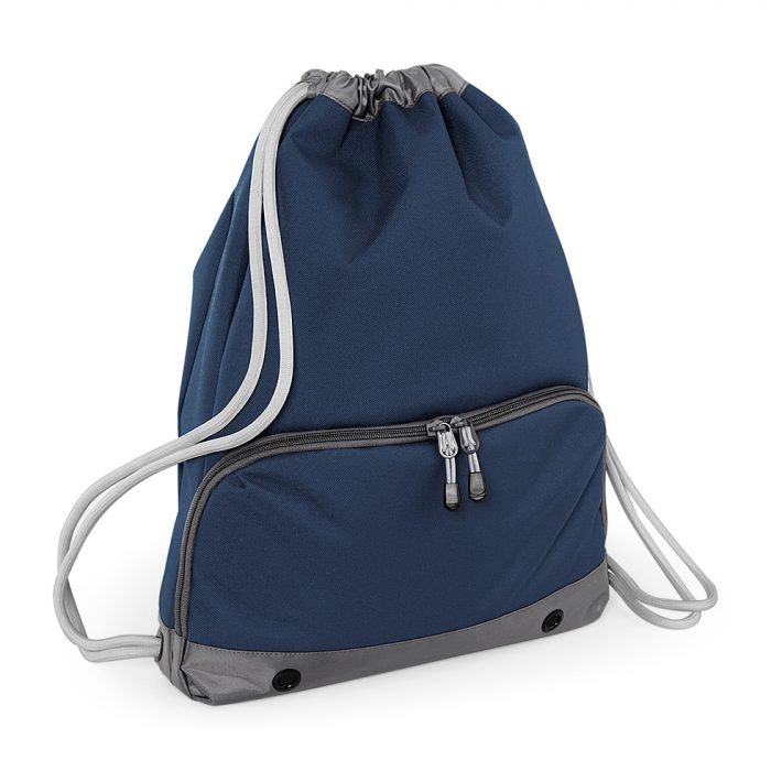 Athleisure Swim Sack French Navy