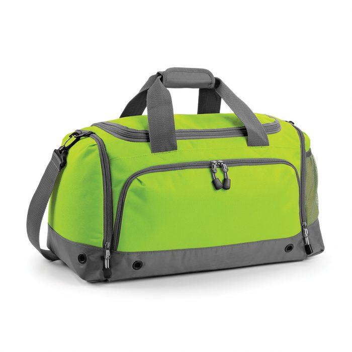 Team Holdall Lime Green