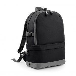 Swim Sport Backpack Black