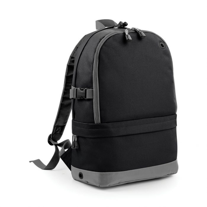 Swim Sport Backpack Black