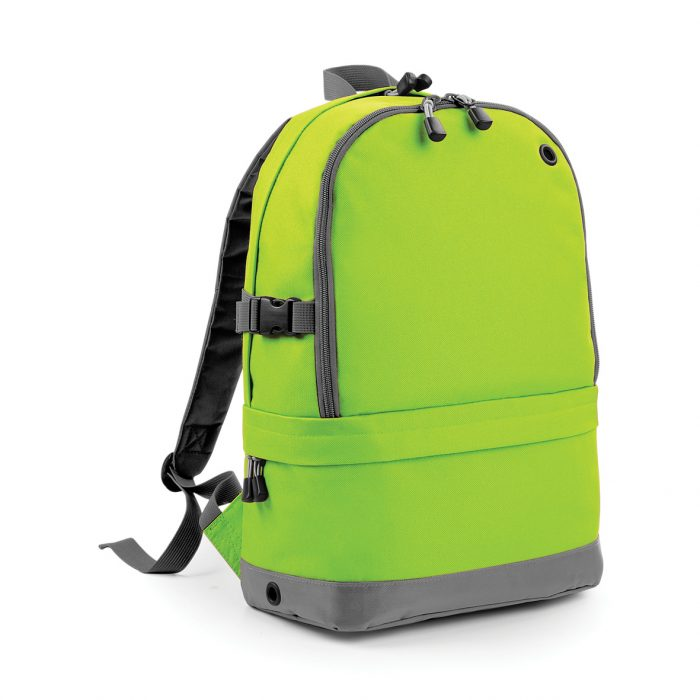 Swim Sport Backpack Lime Green