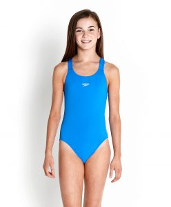 Speedo Endurance +Medalist Girls Blue