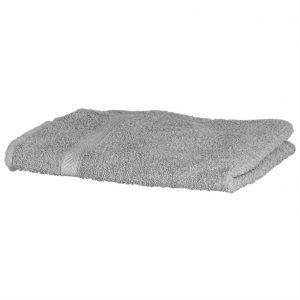 Luxury Swimmers Cotton Towel Grey