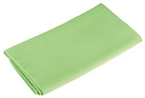 Sports Ultra Dry Swimming Towel Lime