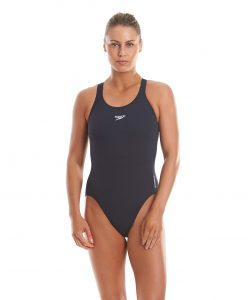 Speedo Endurance +Medalist Womens Navy