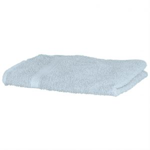 Luxury Swimmers Cotton Towel Powder Blue