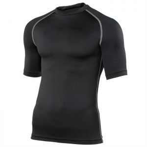 Swim Teachers Rash Vest Black