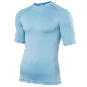 Swim Teachers custom Rash Vest Light Blue