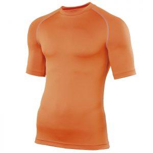 Swim Teachers Rash Vest Orange
