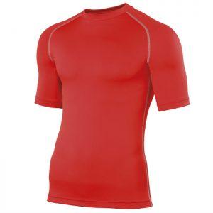 Swim Teachers Rash Vest Red