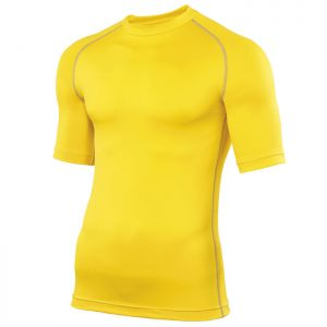 Swim Teachers Rash Vest Yellow