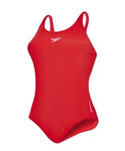 Speedo Endurance +Medalist Womens Red