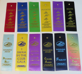 standard award ribbons