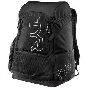 Alliance 45L Black Backpack front