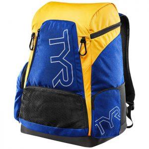 Alliance 45L Royal Gold Backpack front