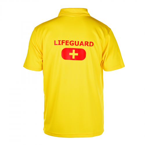 lifeguard polo