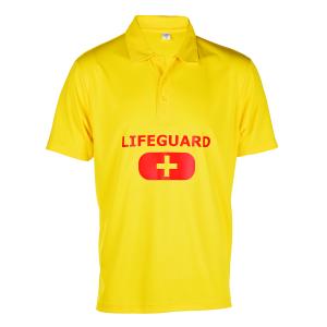 lifeguard polo