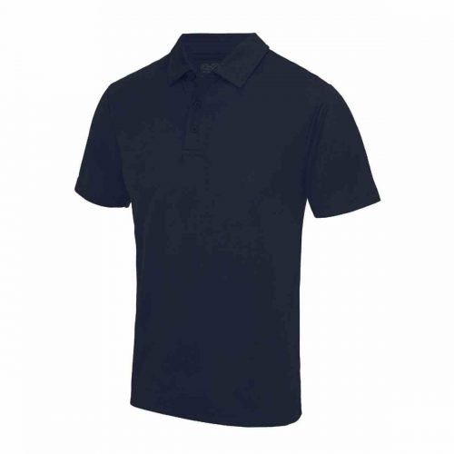 Poolside Polo Shirt Navy