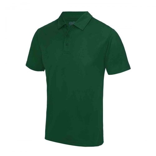 Poolside Polo Shirt Dark Green