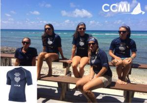 Central Caribbean Marine Institute Rash Tees