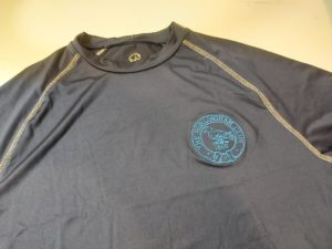 Embroidered Rash Tee for famous The Hurlingham Club